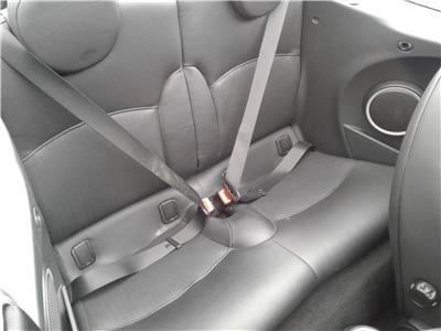2009 MINI Convertible Cooper S 1598 Petrol Manual 6 Speed 2 Door Cabriolet