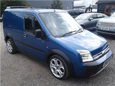2009 Ford TRANSIT CONNECT T200 SPORT 1753 Diesel Manual 5 Speed Van