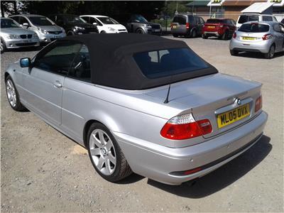 2005 BMW 3 Series 318 CI SE 1995 Petrol Manual 5 Speed 2 Door Cabriolet