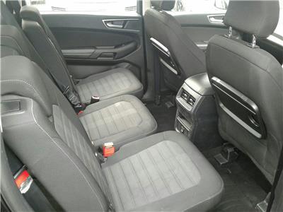 2016 Ford Galaxy Zetec TDCi 150 1997 Diesel Automatic 6 Speed M.P.V.