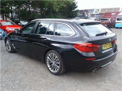 2017 BMW 5 Series 530d SE 2993 Diesel Sequential Automatic 8 Speed 5 Door Estate