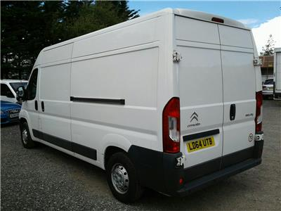 2014 Citroen Relay 35 L3H2 HDi LWB 2198 Diesel Manual 6 Speed L.C.V.