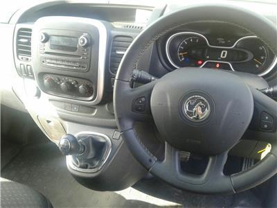 2015 Vauxhall Vivaro Sportive L1H1 CDTi 1598 Diesel Manual 6 Speed Van L/Side