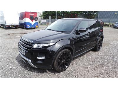 2014 Land Rover Range Rover Dynamic SD4 4WD 2179 Diesel Automatic 9 Speed 5 Door Estate
