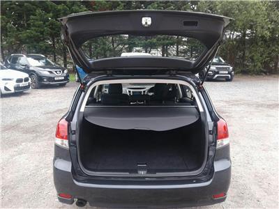 2013 Subaru Legacy ES Nav 1994 Petrol Manual 6 Speed 5 Door Estate