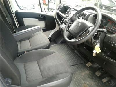 2014 Citroen Relay 35 L3H2 HDi LWB 2198 Diesel Manual 6 Speed L.C.V.