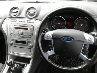 2008 Ford Mondeo Zetec 1997 Diesel Manual 6 Speed 5 Door Hatchback