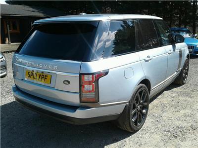 2013 Land Rover Range Rover Vogue SDV8 SWB 4WD 4367 Diesel Automatic 8 Speed 5 Door Estate