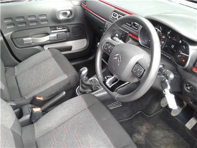2018 Citroen C3 Flair Nav Edition PureTech 82 1199 Petrol Manual 5 Speed 5 Door Hatchback