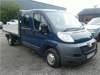 2013 Peugeot Boxer 335 L3 130 C/ 2198 Diesel Manual 6 Speed Chassis Cab