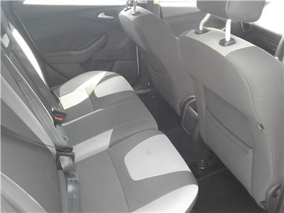 2013 Ford Focus Zetec 999 Petrol Manual 5 Speed 5 Door Hatchback