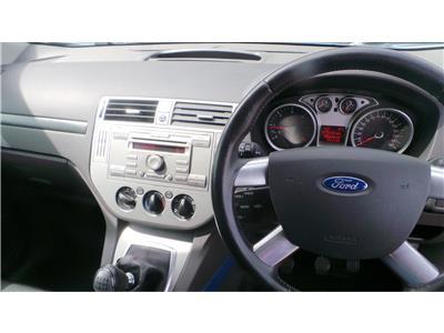 2008 Ford Kuga Zetec TDCi 1997 Diesel Manual 6 Speed 5 Door Estate