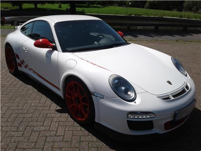 2010 PORSCHE 911 GT3 RS 3797 PETROL MANUAL 6 Speed 3 DOOR COUPE