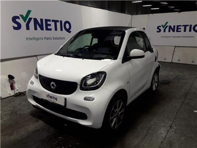 2019 SMART FORTWO COUPE PASSION