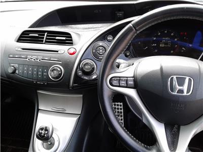 2008 Honda Civic Type S GT 1799 Petrol Sequential Manual 6 Speed 3 Door Hatchback