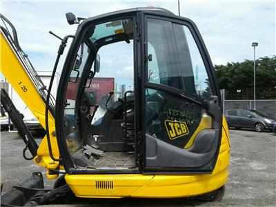 2012 Jcb  8085 ZERO SWING FITTED BLADE A Miscellaneous