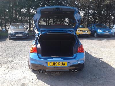 2015 BMW 1 Series 120d M Sport 1995 Diesel Automatic 8 Speed 5 Door Hatchback