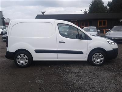2015 Peugeot Partner HDI SE L1 625 1560 Diesel Manual 5 Speed L.C.V.
