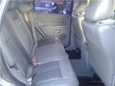 2007 Jeep Grand Limited CRD 2987 Diesel Automatic 5 Speed 5 Door 4x4