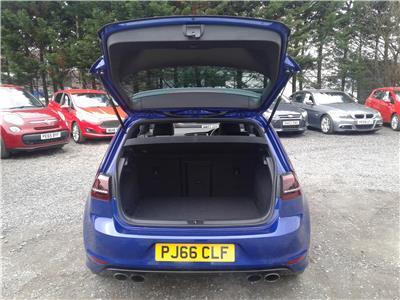 2016 Volkswagen Golf R TSi 4WD 1984 Petrol Automatic 6 Speed 3 Door Hatchback
