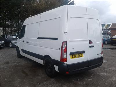 2010 Renault Master MM33 100 dCi 2298 Diesel Manual 6 Speed L.C.V.