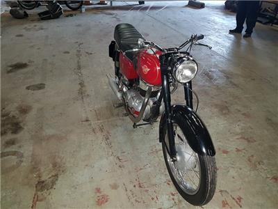 1960 MATCHLESS UNSPEC MODEL 250 PETROL   MOTORCYCLE
