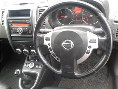 2009 Nissan X-Trail 1995 Diesel Manual 5 Speed 5 Door SUV