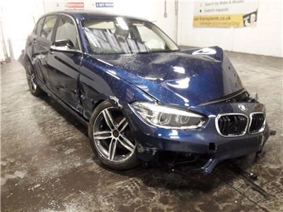 2016 BMW 1 SERIES 118i Sport
