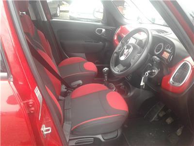 2015 Fiat 500L Pop Star MultiJet 95 1248 Diesel Manual 5 Speed 5 Door Estate