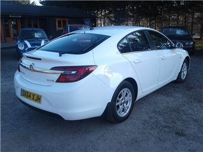 2014 Vauxhall Insignia Design Nav CDTi ecoFlex 140 1956 Diesel Manual 6 Speed 5 Door Hatchback