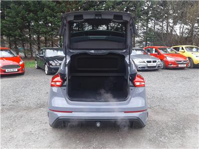 2016 Ford Focus RS EcoBoost 4WD 2261 Petrol Manual 6 Speed 5 Door Hatchback