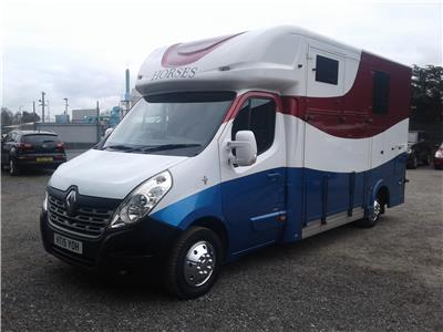 2015 Renault Master LM35 Business+ dCi 125 LWB 2298 Diesel Manual 6 Speed L.C.V.