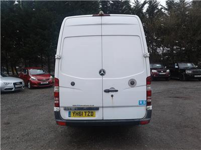 2012 Mercedes-Benz Sprinter 310 CDi LWB 2143 Diesel Manual 6 Speed Van