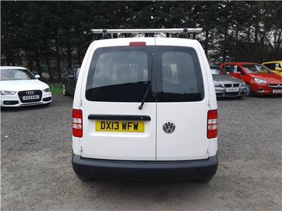 2013 Volkswagen Caddy 2CAA82 1598 Diesel Manual 5 Speed Van L/Side