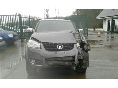 2012 GREAT WALL STEED TD SE 4X4 DCB