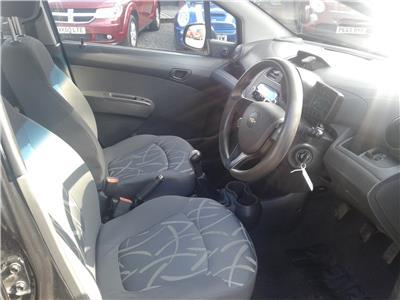 2013 Chevrolet Spark LS 995 Petrol Manual 5 Speed 5 Door Hatchback
