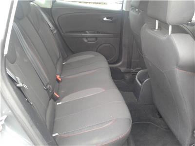 2009 SEAT Leon CR FR 1968 Diesel Manual 6 Speed 5 Door Hatchback