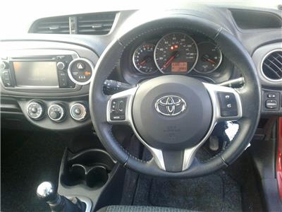 2011 Toyota Yaris TR 1329 Petrol Manual 6 Speed 5 Door Hatchback