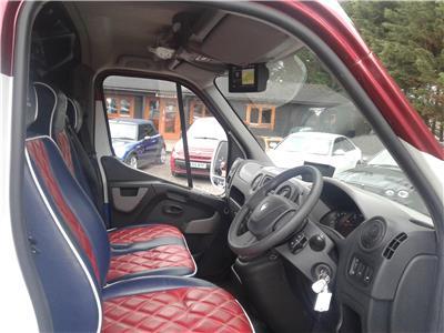 2015 Renault Master LM35 Business+ dCi 125 LWB 2298 Diesel Manual 6 Speed L.C.V.