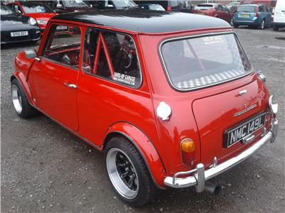 1972 Austin  Mini 848 Petrol Manual 2 Door Saloon
