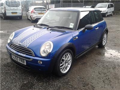 2005 MINI Mini One D 1364 Diesel Manual 6 Speed 3 Door Hatchback