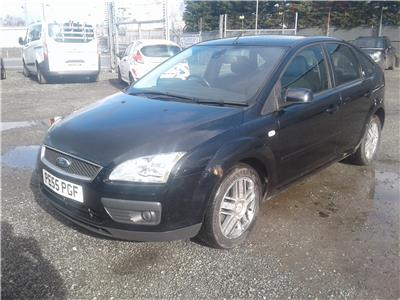 2005 Ford Focus Ghia 1596 Petrol Manual 5 Speed 5 Door Hatchback
