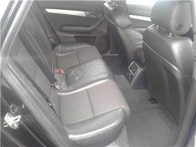 2008 Audi A6 S Line 1968 Diesel Manual 6 Speed 4 Door Saloon