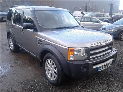 2008 Land Rover Discovery XS V6 Td 2720 Diesel Automatic 6 Speed 5 Door 4x4