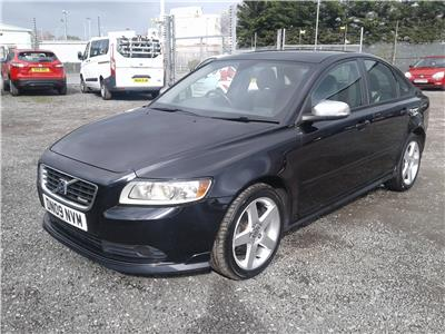 2009 Volvo S40 Sport 1560 Diesel Manual 5 Speed 4 Door Saloon