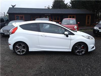 2013 Ford Fiesta ST 2 1596 Petrol Manual 6 Speed 3 Door Hatchback