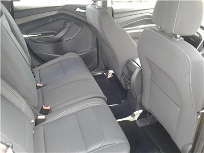 2017 Ford Kuga Zetec TDCi 4WD 1997 Diesel Automatic 6 Speed 5 Door Hatchback