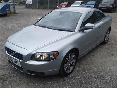 2009 Volvo C70 SE 2400 Diesel Manual 6 Speed 2 Door Cabriolet