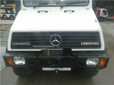 1999 Mercedes-Benz U100L TURBO UNIMOG CHERRY PICK 2874 Miscellaneous