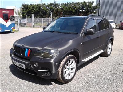 2012 BMW X5 xDrive40d SE 2993 Diesel Automatic 8 Speed 5 Door 4x4